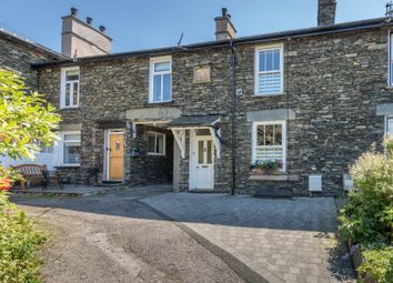 Thumbnail 2 bed terraced house for sale in 6 Knotts View, Hazel Street, Windermere