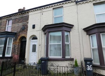 Thumbnail 2 bed terraced house to rent in Olivia Street, Bootle, Liverpool, Merseyside