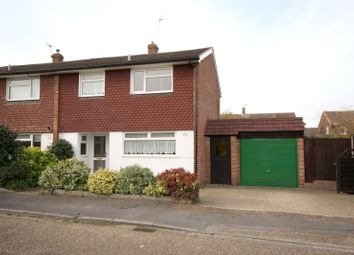 Thumbnail 3 bed end terrace house for sale in Mandeville Road, Shepperton, Surrey