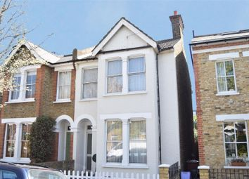 Thumbnail 3 bedroom semi-detached house for sale in Clarence Road, London