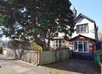 Thumbnail 4 bed semi-detached house for sale in Taylor Avenue, Kew, Richmond, Surrey