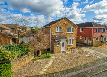 Thumbnail 3 bed detached house for sale in Tenby Way, Eynesbury, St. Neots