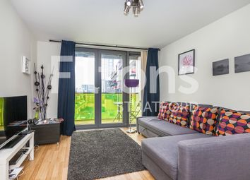 Thumbnail 1 bedroom flat for sale in Warton Road, London