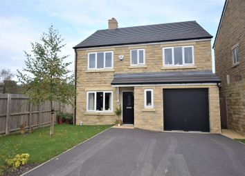 Thumbnail 4 bed detached house for sale in Blackbrook Drive, Chinley, High Peak