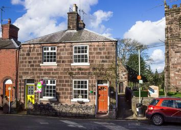 Thumbnail 2 bed cottage for sale in Hollow Lane, Cheddleton, Leek