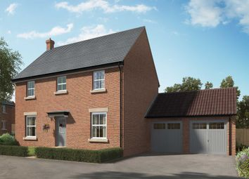 """Thumbnail 4 bed detached house for sale in """"The Casterton"""" at Hill Top Close, Market Harborough"""