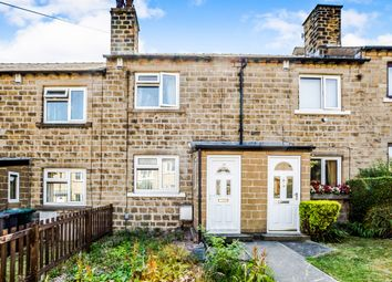 Thumbnail 2 bed terraced house for sale in Canby Grove, Waterloo, Huddersfield