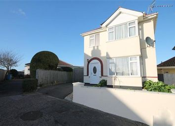 Thumbnail 3 bed detached house to rent in Eastlake Avenue, Parkstone, Poole
