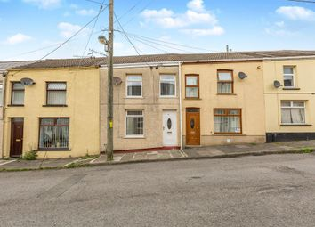 Thumbnail 2 bed terraced house to rent in Railway Terrace, Caerau, Maesteg