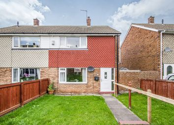 Thumbnail 2 bed semi-detached house for sale in Bronte Avenue, Knottingley