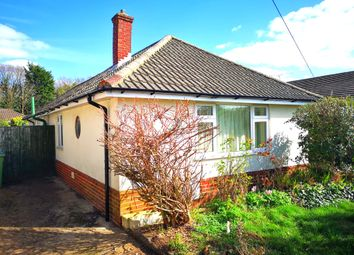 Thumbnail 4 bed detached bungalow for sale in Pembury Road, Stubbington