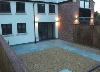 Thumbnail 3 bed mews house for sale in Fingerpost Lane, Norley, Frodsham