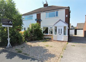 Thumbnail 3 bedroom semi-detached house for sale in Bannister Hall Drive, Higher Walton, Preston