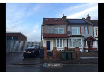 Thumbnail 4 bed end terrace house to rent in Billet Road, London