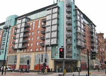 Thumbnail 1 bed flat to rent in W3, Manchester City Centre