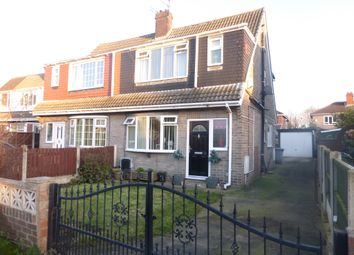 3 bed semi-detached house for sale in Clayton Drive, Thurnscoe, Rotherham S63
