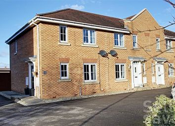 Thumbnail 3 bed end terrace house for sale in Lincoln Way, North Wingfield, Chesterfield, Derbyshire