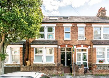 Thumbnail 3 bed flat to rent in Balvernie Grove, London