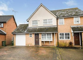 Thumbnail 3 bed semi-detached house for sale in Douglas Drive, Wickford