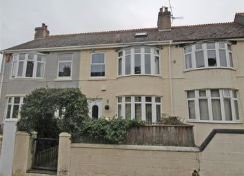 Thumbnail 3 bed terraced house for sale in Sefton Avenue, Lipson, Plymouth