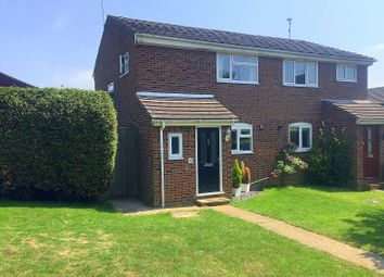 Thumbnail 3 bed end terrace house to rent in Aviary Way, Crawley Down, Crawley