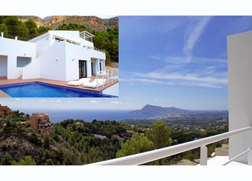 Thumbnail 3 bed villa for sale in Spain, Valencia, Alicante, Altea