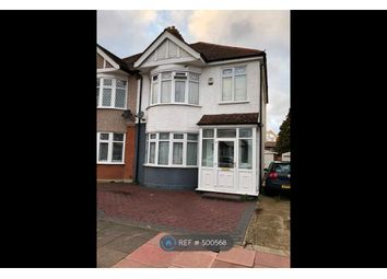Thumbnail 3 bedroom semi-detached house to rent in Crombie Road, Sidcup