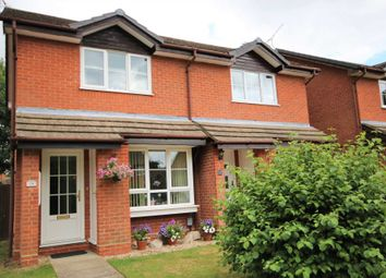 Thumbnail 2 bed semi-detached house to rent in Griffon Close, Southwood, Farnborough, Hants