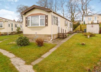 Thumbnail 2 bed mobile/park home for sale in Walleach Caravan Park, Bury Road, Edgworth