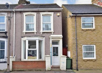 Thumbnail 4 bed end terrace house for sale in Winstanley Road, Sheerness, Kent