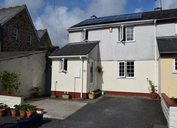 Thumbnail 3 bed semi-detached house for sale in Chapel Court, Chacewater, Truro