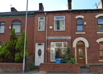Thumbnail 2 bed terraced house for sale in Coalshaw Green Road, Chadderton, Oldham
