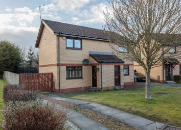 Thumbnail 2 bed semi-detached house for sale in Whitesbridge Avenue, Paisley, Renfrewshire