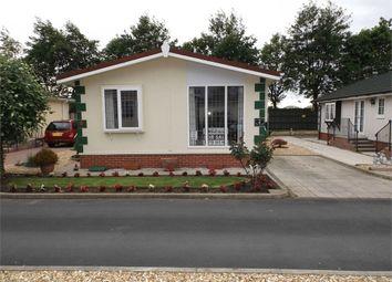Thumbnail 2 bed mobile/park home for sale in Sandy Lane, Preesall, Poulton-Le-Fylde, Lancashire