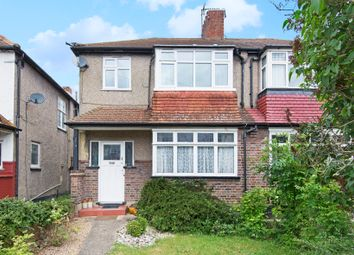 Thumbnail 3 bed semi-detached house for sale in Cannon Hill Lane, London