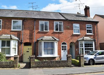 Thumbnail 2 bed terraced house for sale in Portesbery Road, Camberley, Surrey