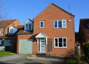 Thumbnail 4 bed detached house for sale in Lordship Lane, Wistow, Selby