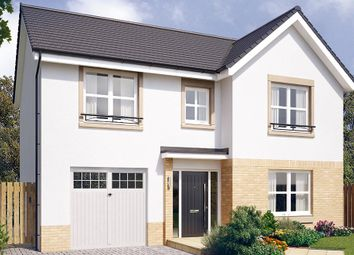 "Thumbnail 4 bed detached house for sale in ""The Norbury Showhome"" at Blantyre, Glasgow"