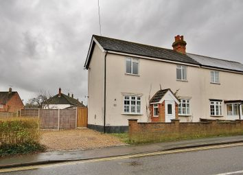 Thumbnail 3 bed semi-detached house for sale in Barnby Road, Knaphill, Woking