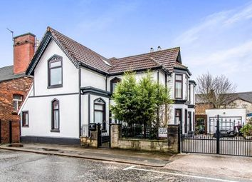 Thumbnail 4 bed detached house for sale in Lynwood Avenue, Eccles, Manchester, Greater Manchester