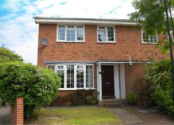 Thumbnail 4 bed terraced house to rent in Birchwood Grove, Hampton