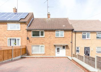 Thumbnail 3 bed terraced house for sale in Charnwood, The Avenue, Wellingborough