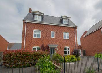 Thumbnail 4 bed detached house for sale in Martin Crescent, Ruddington, Nottingham