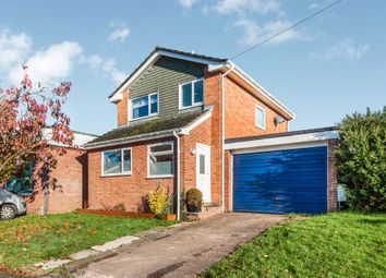 Thumbnail 3 bed detached house for sale in Winchester Close, Feniton, Honiton