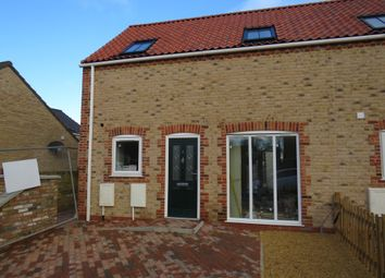 Thumbnail 2 bedroom end terrace house for sale in Clover Lane, Downham Market