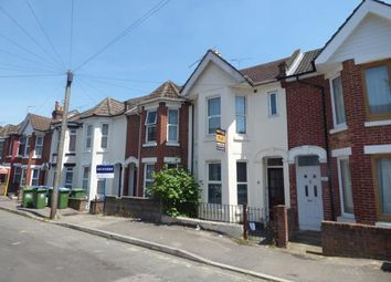 Thumbnail 5 bedroom terraced house for sale in Thackeray Road, Southampton