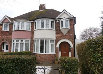 Thumbnail 3 bed semi-detached house for sale in Bryn Arden Road, South Yardley, Birmingham