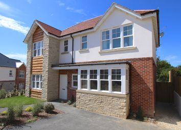 Thumbnail 4 bed detached house for sale in The Brook, Prospect Way, Swanage