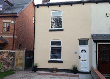 Thumbnail 3 bed terraced house to rent in Edge Green Lane, Golborne, Warrington