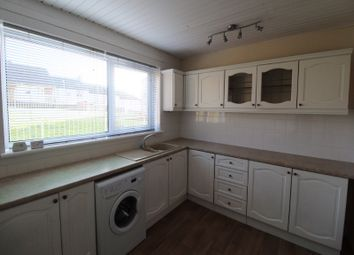 Thumbnail 3 bedroom flat to rent in Backbrae Street, Kilsyth, North Lanarkshire